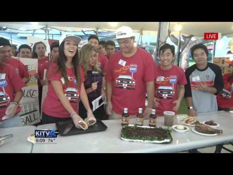 Food at the Fair - KITV Good Morning Hawaii
