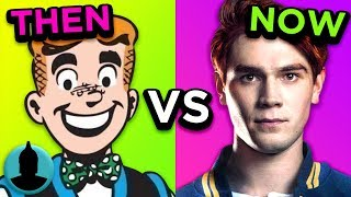 The Evolution of Archie Comics to Riverdale | Channel Frederator