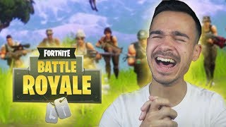 LACHFLASH PUR IM NEUEN 50 VS. 50 MODUS !! Fortnite Battle Royale