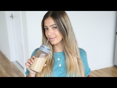 THE WORLD'S BEST DAIRY-FREE ICED COFFEE