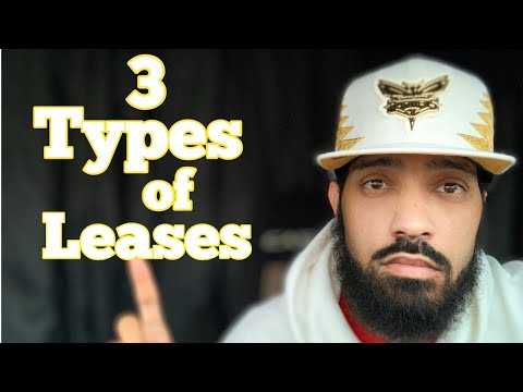Trucking | 3 Types of Leases in Trucking | LoShawn Parks