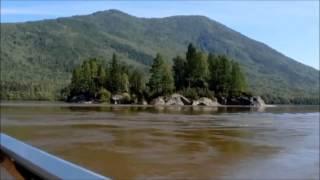 Мій фільм Краси річки Витим.
