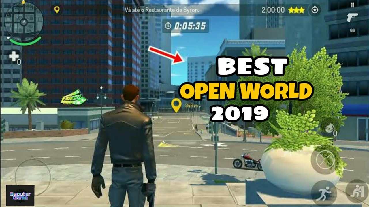 7 Game Android Offline Open World Terbaik 2019 Youtube