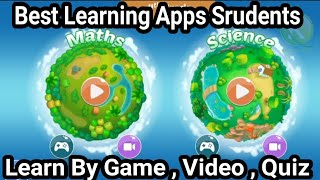 Best Learning Apps For Class 4 & Class 5 Students .