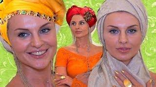 Модный ЛУК ТЮРБАН МОДА СТИЛЬ HOW to TIE a HEAD scarf (KatyaWORLD)