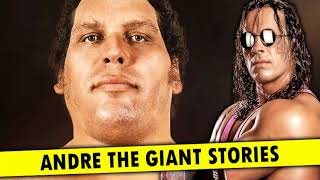 Heartwarming Andre The Giant Stories