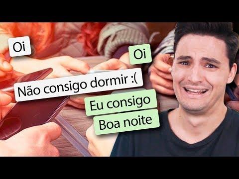 CONVERSAS MAIS ENGRAÇADAS DA INTERNET