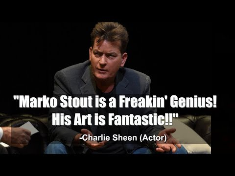 Charlie Sheen Talks About His Buddy Marko Stout