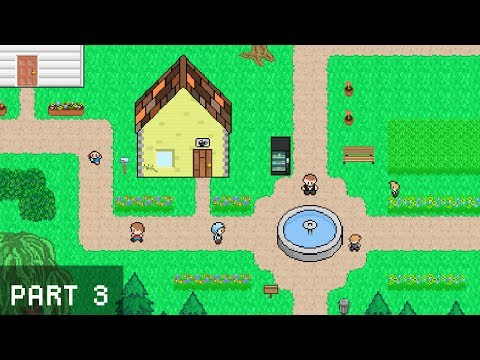 RPG Game #3 : NPC with movement - Construct 2 Tutorial