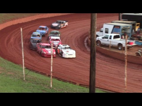 Winder Barrow Speedway Modified Street Race 7/2/16