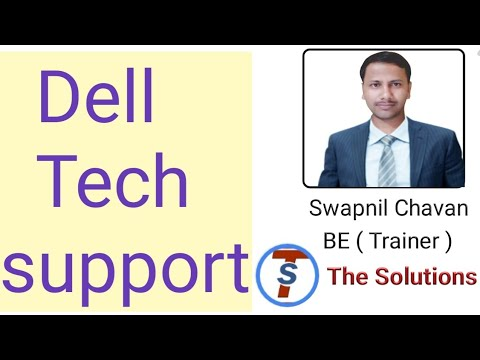 Download dell technical support - dell support assist || dell technical support in hindi [ Dell support ]