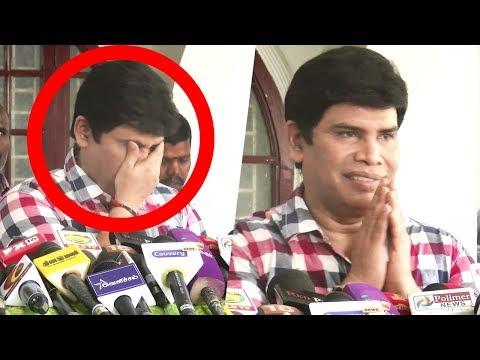 கண்ணீர்விட்டு அழுத Anandraj   Anandraj Emotional Speech   Sterlite Issue   Tuticorin