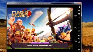 Cara Transfer Akun Clash Of Clans dari IOS ke Android Device