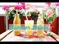 SUMMER DRINKS | ALKOHOLFREI | TUJA