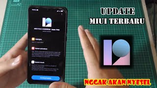Cara Update MIUI 12 Xiaomi Redmi Note 5 Pro.