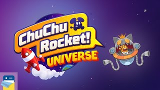 ChuChu Rocket! Universe: ChuChu and Rocket Constellations Walkthrough & iOS Gameplay (by SEGA)
