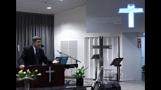 НИКОЛАЙ ЦЫГАНКОВ церковь СВЕЧА города Лахти, Финляндия 28,1,18