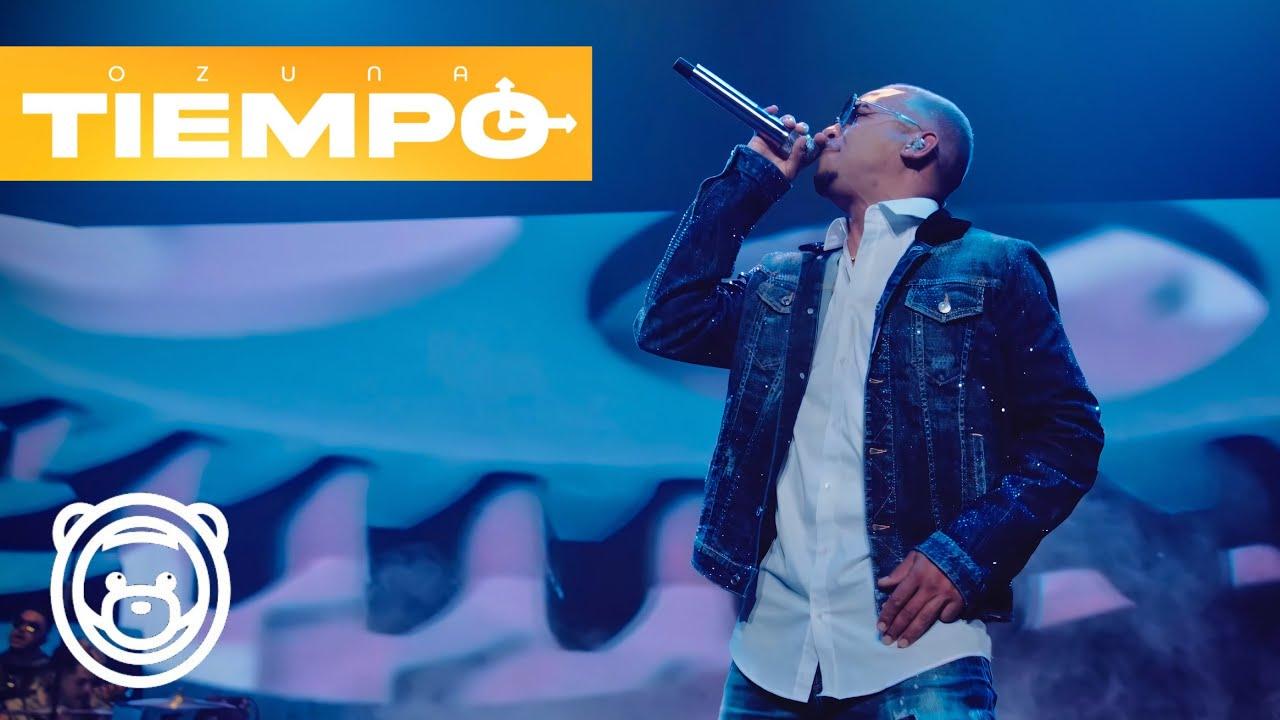 Ozuna - TIEMPO (Versión En Vivo/ Live Version)