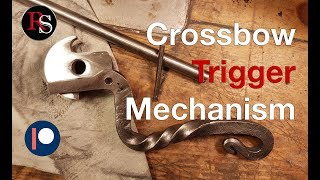 How To Make A Crossbow - Part I - Trigger Mechanism