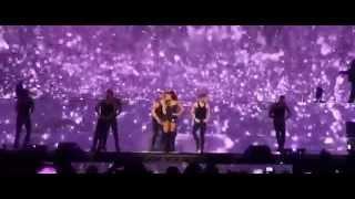 Ariana Grande - BE MY BABY (Live at The Honeymoon Tour) HOUSTON, TX SEP 18, 2015