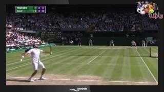 Roger Federer Vs Marin Cilic Wimbeldon 2016