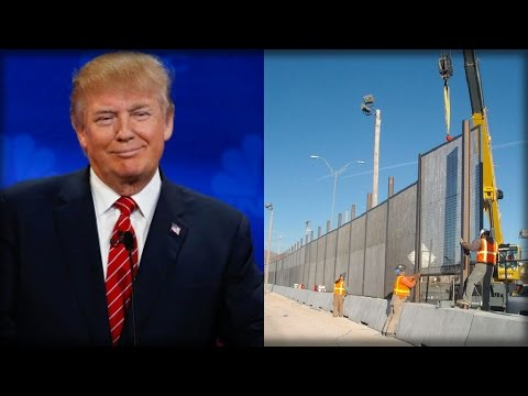 AFTER TRUMP WIN, MEXICO ISSUES STATEMENT ON TRUMP WALL... SOUNDS LIKE THEY'RE PLEADING