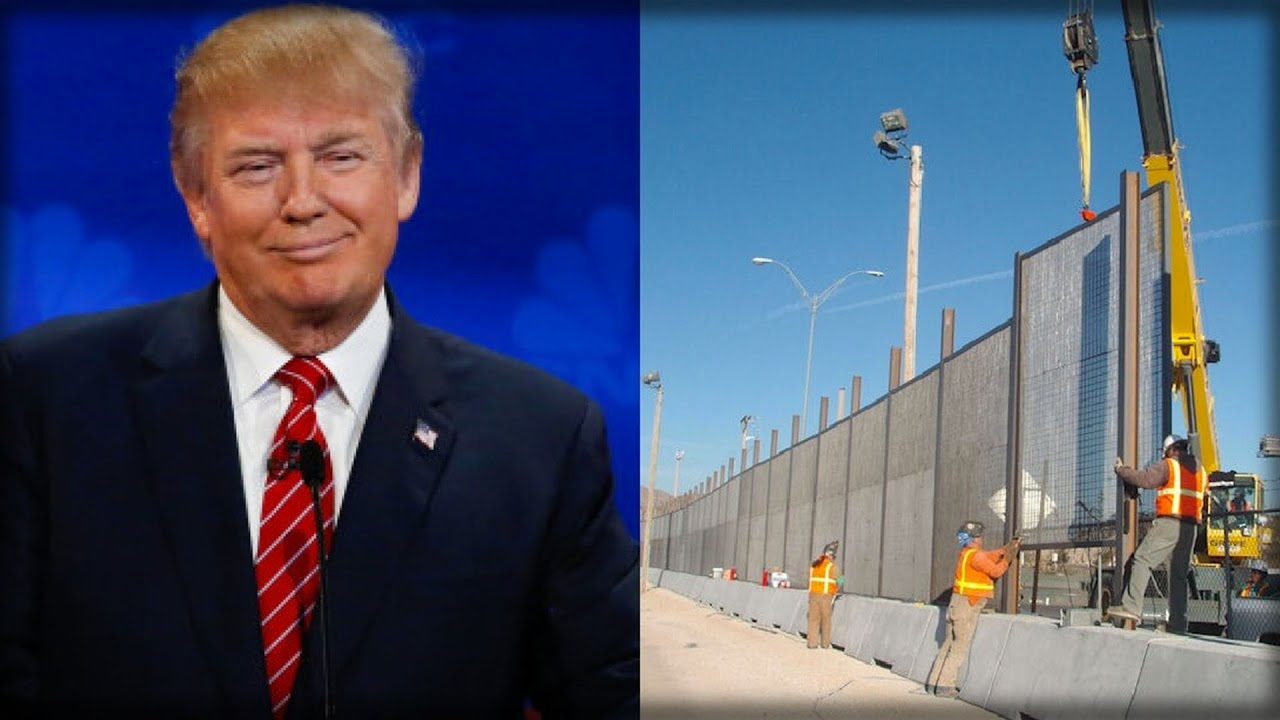 Image result for trump wall mexico