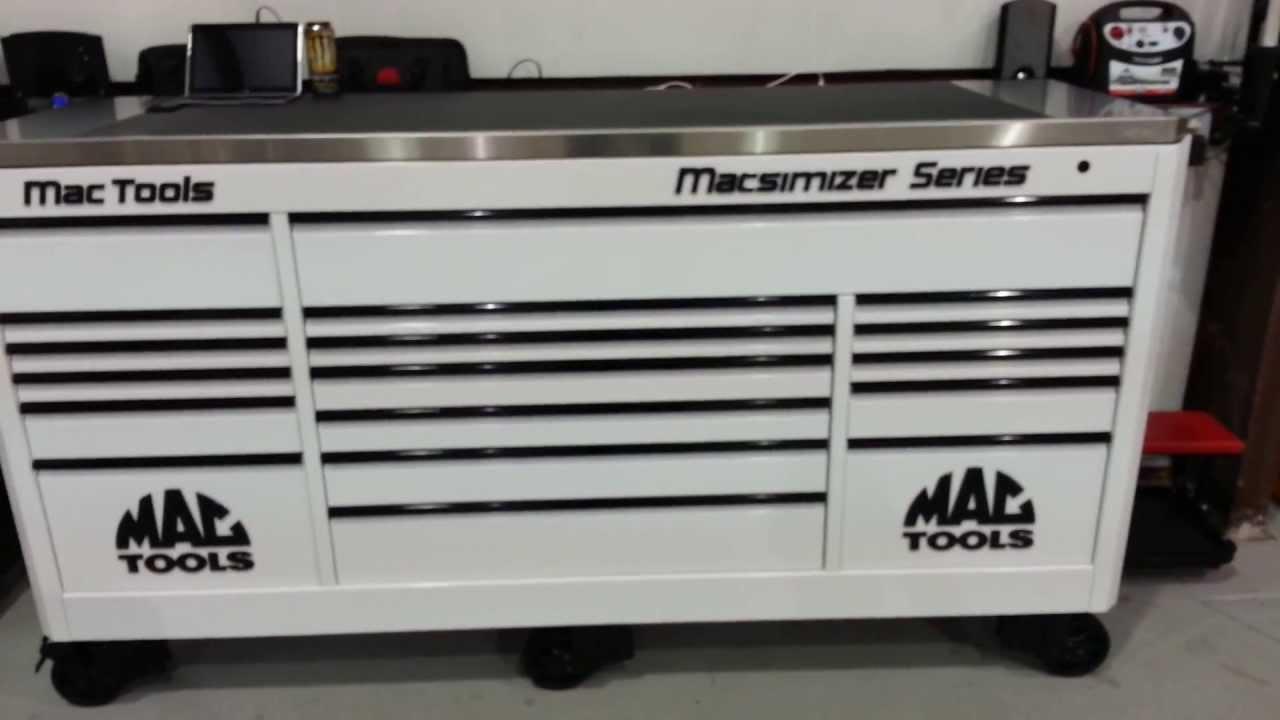 mac tools maximizer tool box