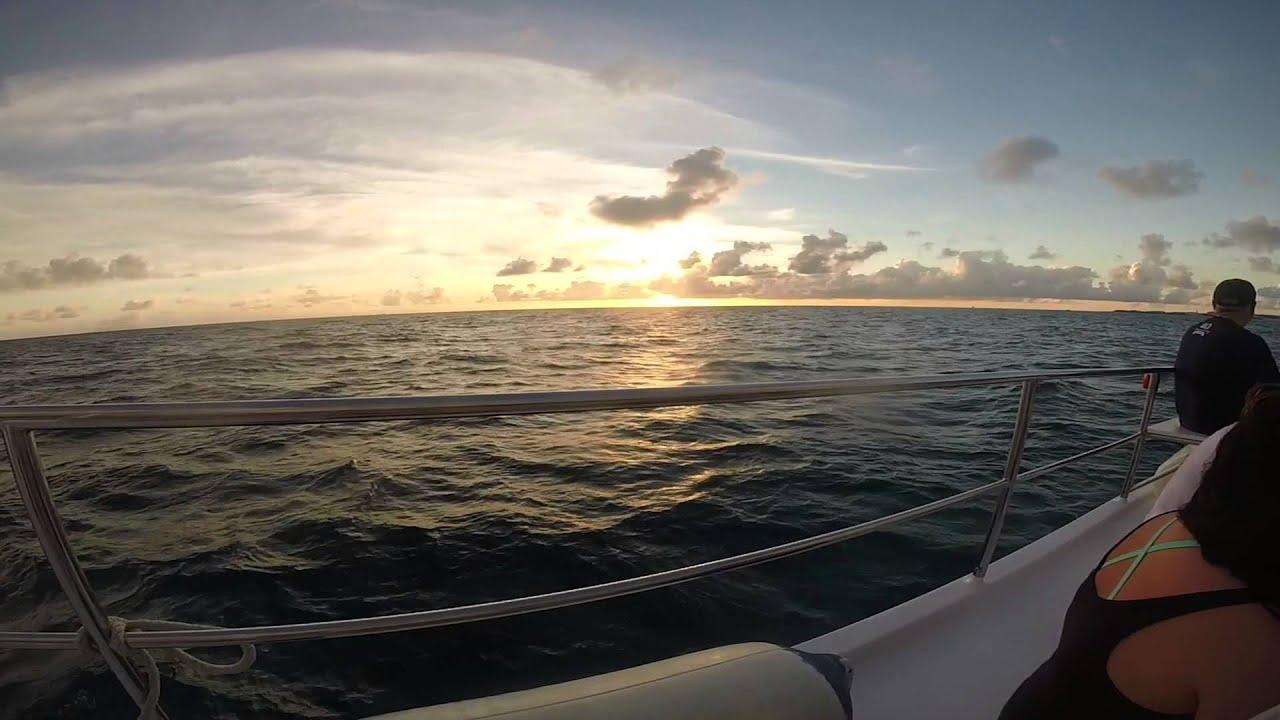 Sunset Cruise aboard Quality Time - Sint Maarten