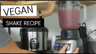 VEGAN | Shake Recipe