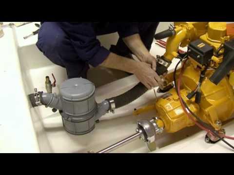 VETUS - Einbauvideo Motoren und Generatoren - Bukh Bremen GmbH.flv