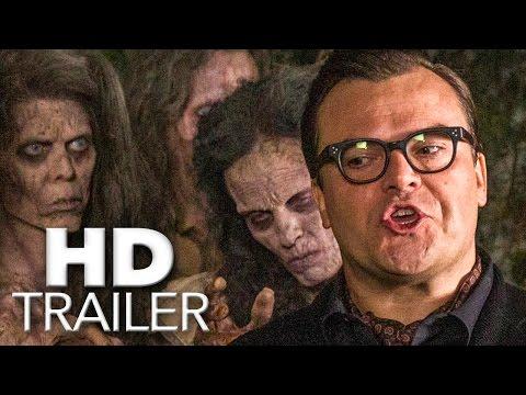 GÄNSEHAUT Trailer Deutsch German 2015 HD  Jack Black