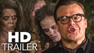 GÄNSEHAUT Trailer Deutsch German 2015 (HD) - Jack Black