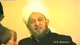 Majlis e Irfan 27 April 1986.