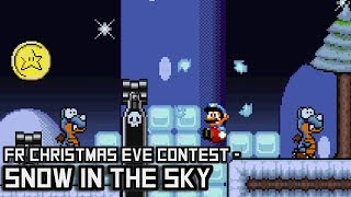 FR Christmas Eve Contest - Snow in the Sky • Super Mario World ROM Hack