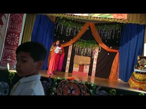 Jayashree Nanda - Odia Kabita Recitation - London Odia Raja 2018
