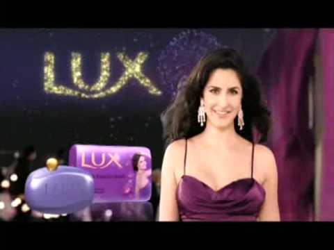 Gorgeous Katrina Kaif Lux Ad NEW!