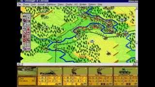 IE 20 PC games review - Battleground Ardennes (1995)