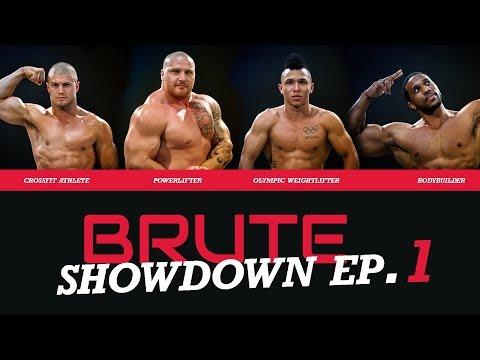 Brute Showdown Episode 1: Meet the Competitors