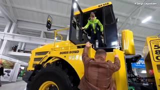 Ви таке бачили? Найпотужніший Український трактор BORIS BOND 580