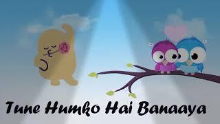 Chahe Dukh Ho Chahe Sukh Ho Dil Ne Tujhko Hi Pukara sad ringtone