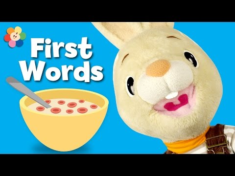 What is Cereal? | Harry the Bunny | BabyFirstTV