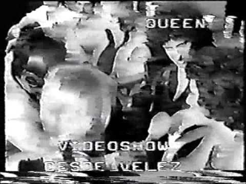 Queen: Press Conference Argentina 1981 Parte 2