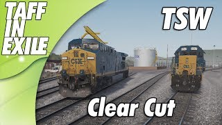 Train Simulator World | Clear Cut - Moving about the Yard!