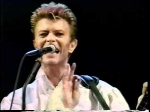DAVID BOWIE - FAME - LIVE TOKYO 1990