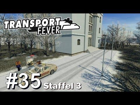 """TRANSPORT FEVER S3/#35: Taxi und """"Dom"""" für Köln [Let's Play][Gameplay][German][Deutsch]"""