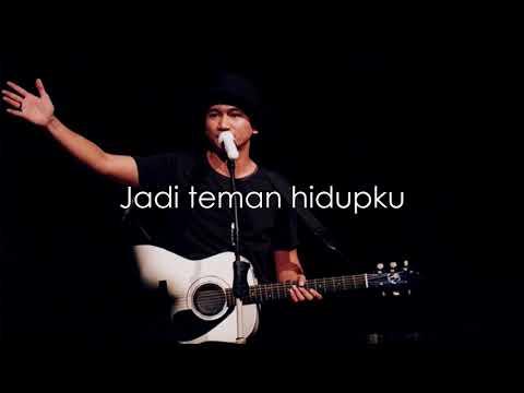 Anji Bidadari Tak Bersayap-Lyrics Video