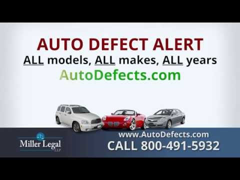 Auto Defects Lawsuit | Airbag Failure Lawsuit