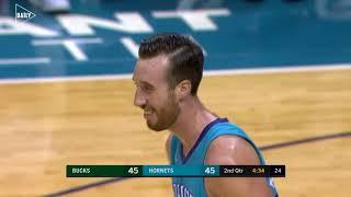 Milwaukee Bucks vs Charlotte Hornets Full Game Highlights | Nov 1 2017 | 2017-18 NBA season