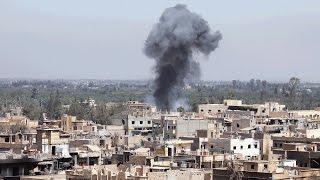 النظام يصعد قصف درعا ويشن هجمات للسيطرة على ابطع
